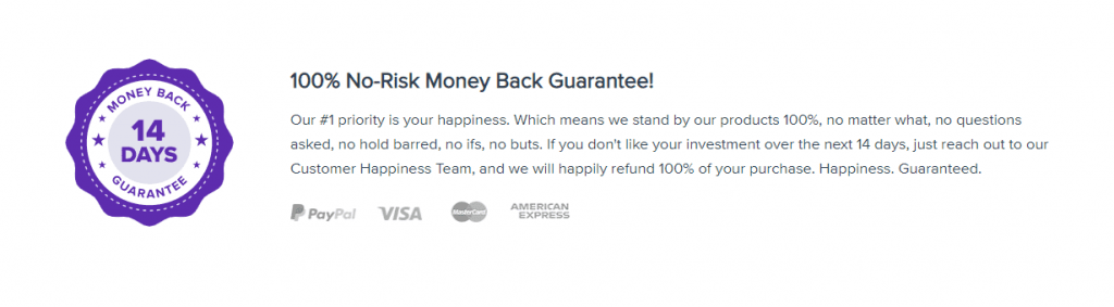 Money Back Guarantee for WP Astra Theme WP Astra Theme Black Friday Deal  2020 | 30% OFF Cyber Monday Sale